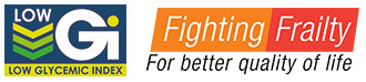 Low GI Fighting Frailty Logo